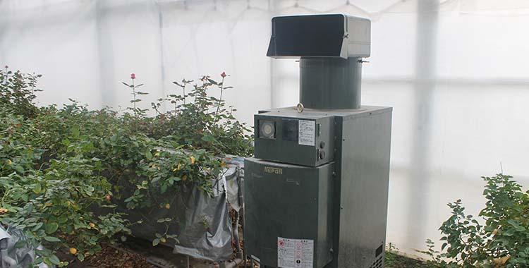 炭酸ガス発生機